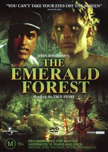 The Emerald Forest The Emerald Forest Universal 1985