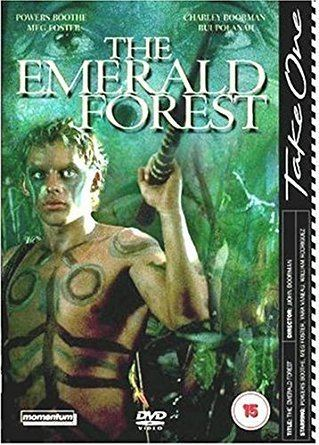 The Emerald Forest The Emerald Forest DVD Amazoncouk Powers Boothe Meg Foster