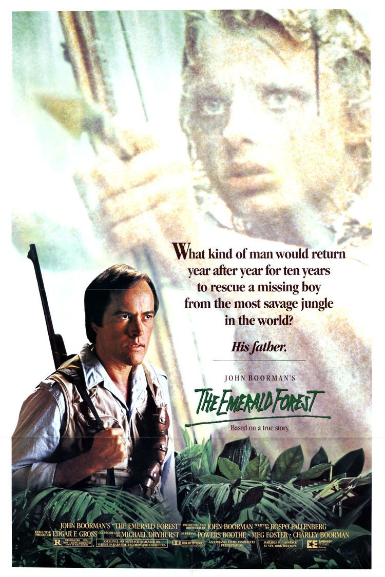 The Emerald Forest wwwgstaticcomtvthumbmovieposters8668p8668p