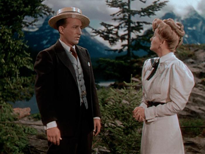 The Emperor Waltz (1953 film) Wilder The Emperor Waltz 1948 Cant Stop the Movies