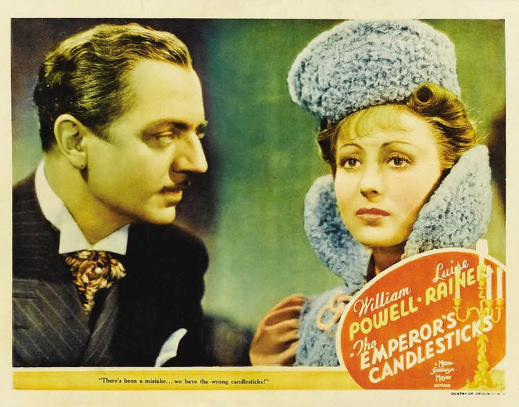 The Emperor's Candlesticks (film) Emperors Candlesticks The