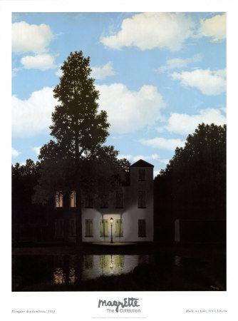 The Empire of Light Empire of Light 1954 Rene Magritte