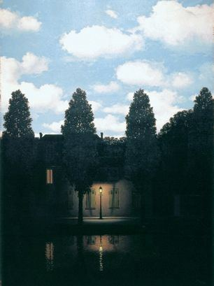 The Empire of Light Ren Magritte 18981967 L39empire des lumires The Dominion of