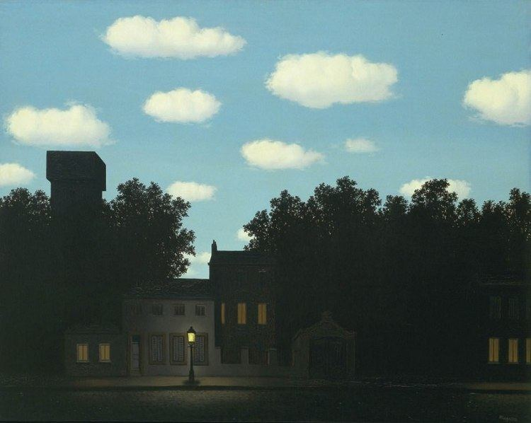 The Empire of Light Empire of Light 1950 by Rene Magritte