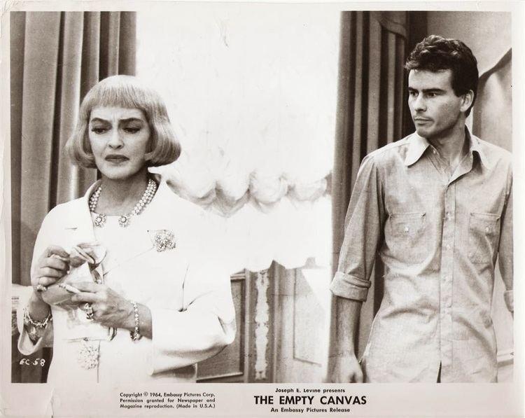 The Empty Canvas La Calda Vita The Empty Canvas 1963