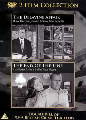 The End of the Line (1957 film) Rent The Delavine Affair The End of the Line 1957 film