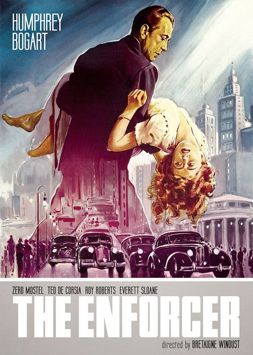 The Enforcer (1951 film) The Enforcer 1951 Film Noir of the Week