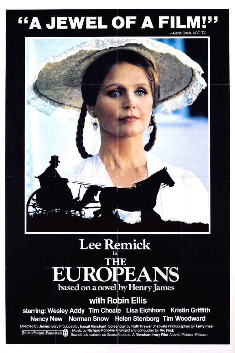 The Europeans (film) wwwgstaticcomtvthumbmovieposters6179p6179p