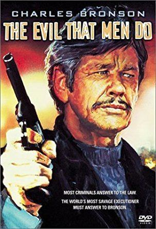 The Evil That Men Do (film) Amazoncom The Evil That Men Do Charles Bronson Theresa Saldana