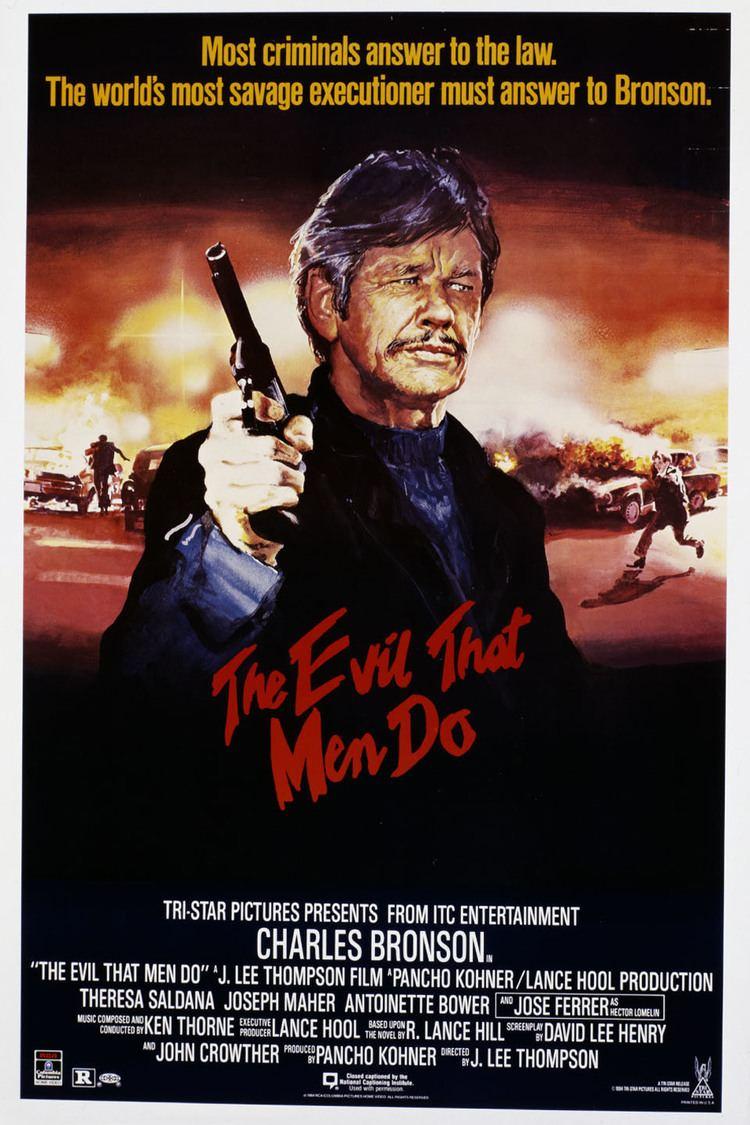The Evil That Men Do (film) wwwgstaticcomtvthumbmovieposters8522p8522p