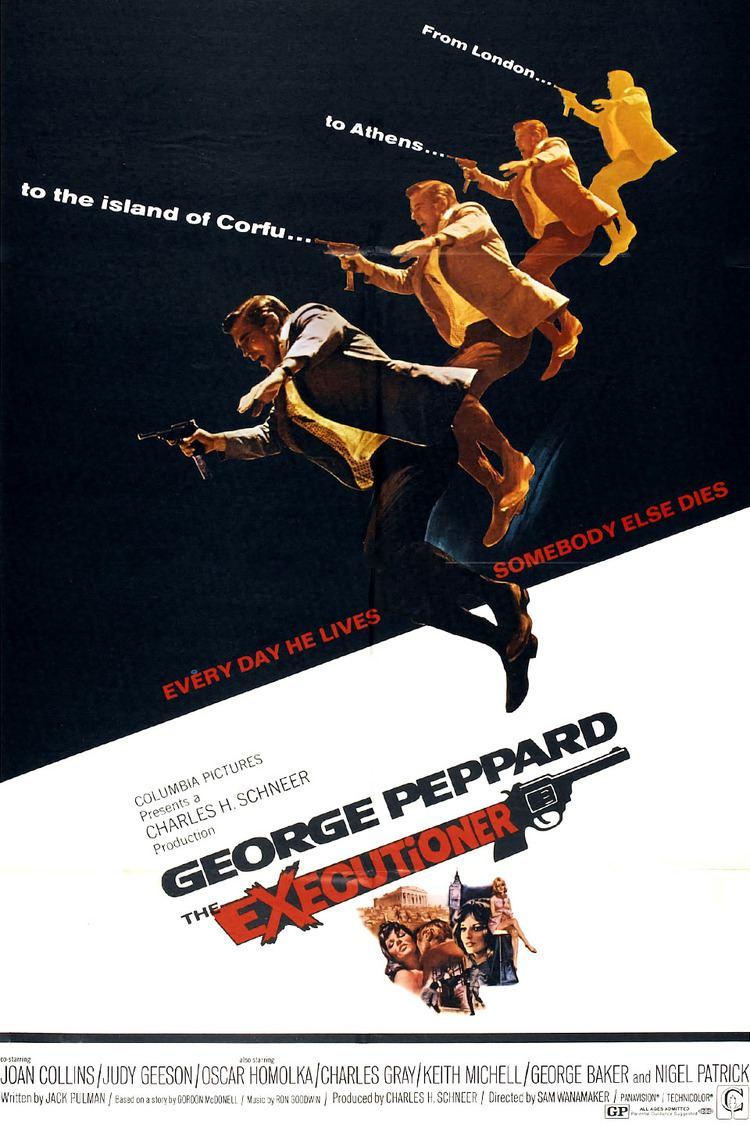 The Executioner (1970 film) wwwgstaticcomtvthumbmovieposters1477p1477p