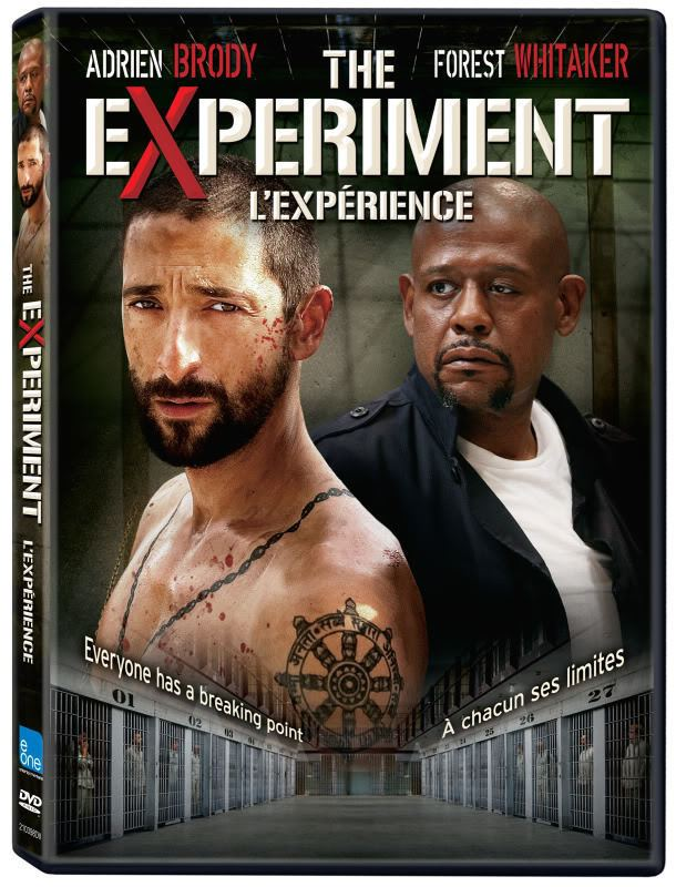 The Experiment (2010 film) The Experiment Adrien Brody Cam Gigandet Forest Whitaker 26