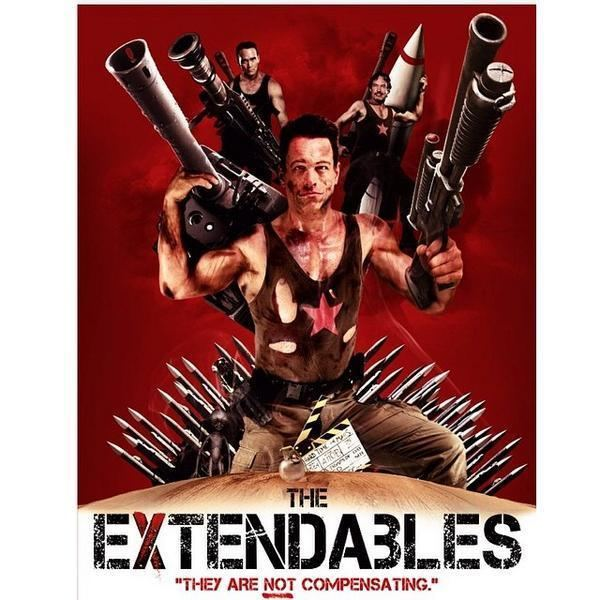 Image result for extendables movie poster free use
