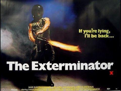 The Exterminator The Exterminator 1980 Rant aka Movie Review YouTube