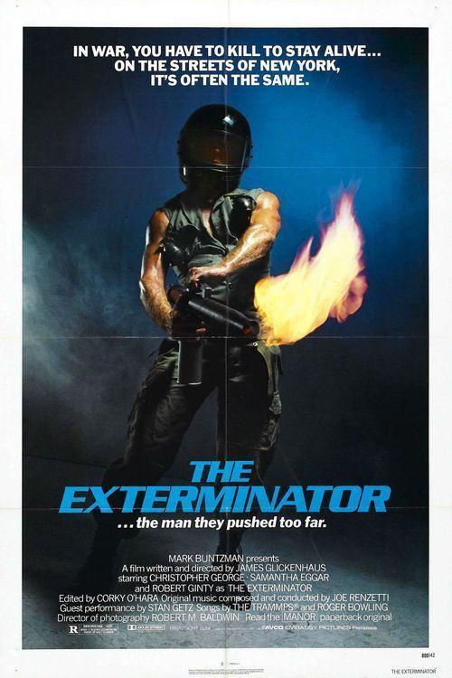 The Exterminator CINEMATIC SHOCKS The Exterminator 1980
