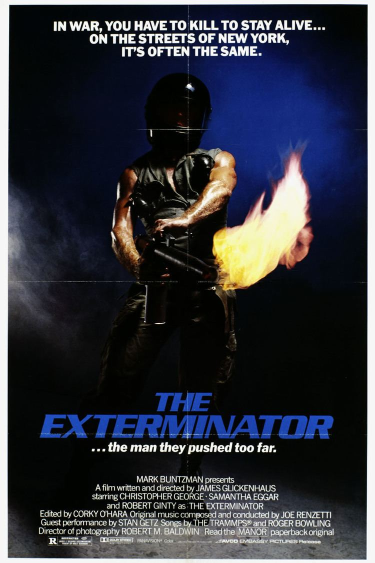 The Exterminator wwwgstaticcomtvthumbmovieposters38625p38625