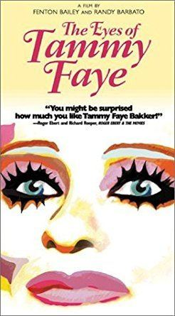 The Eyes of Tammy Faye Amazoncom Eyes of Tammy Faye VHS Tammy Faye Bakker RuPaul Roe