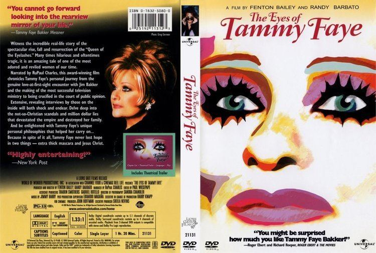 The Eyes of Tammy Faye The Eyes Of Tammy Faye Movie DVD Scanned Covers Eyes of Tammy