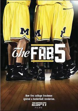 The Fab Five (film) movie poster