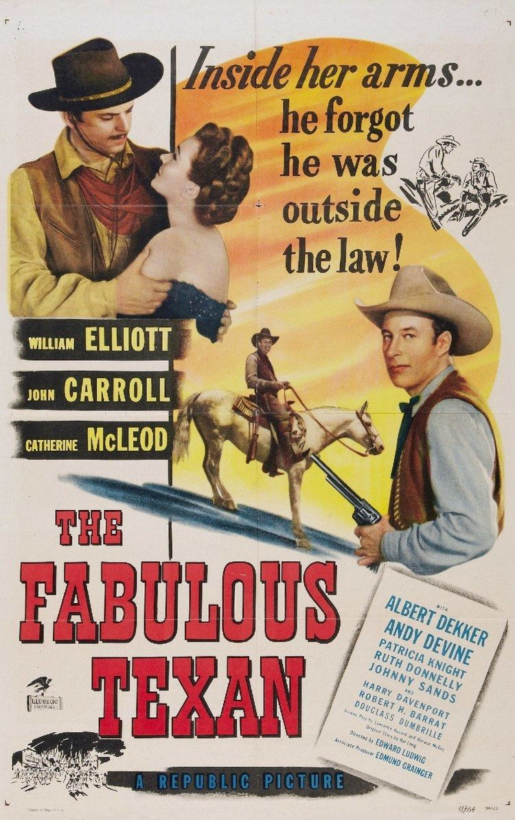 The Fabulous Texan The Fabulous Texan Wikipedia