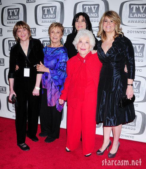 The Facts of Life Reunion PHOTOS Facts of Life reunion at TV Land Awards