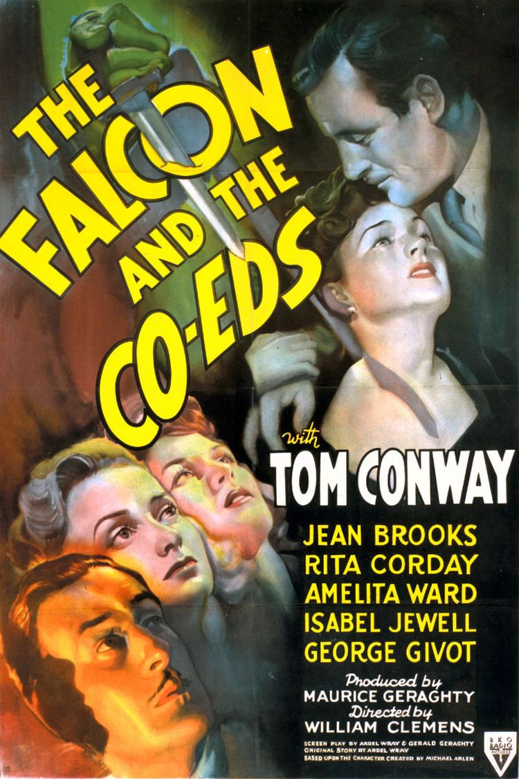 The Falcon and the Co-eds wwwgstaticcomtvthumbmovieposters6835p6835p