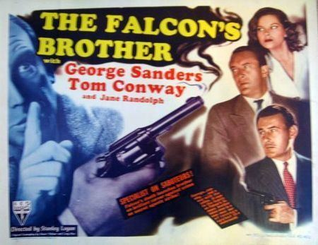 The Falcon's Brother PRIMITIVE SCREWHEADS The Falcon 4 The Falcons Brother 1942