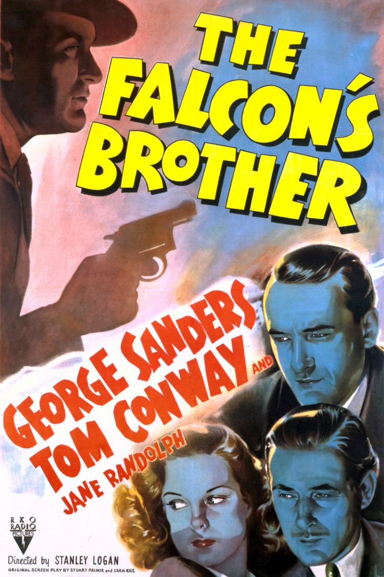 The Falcon's Brother wwwgstaticcomtvthumbmovieposters7201p7201p