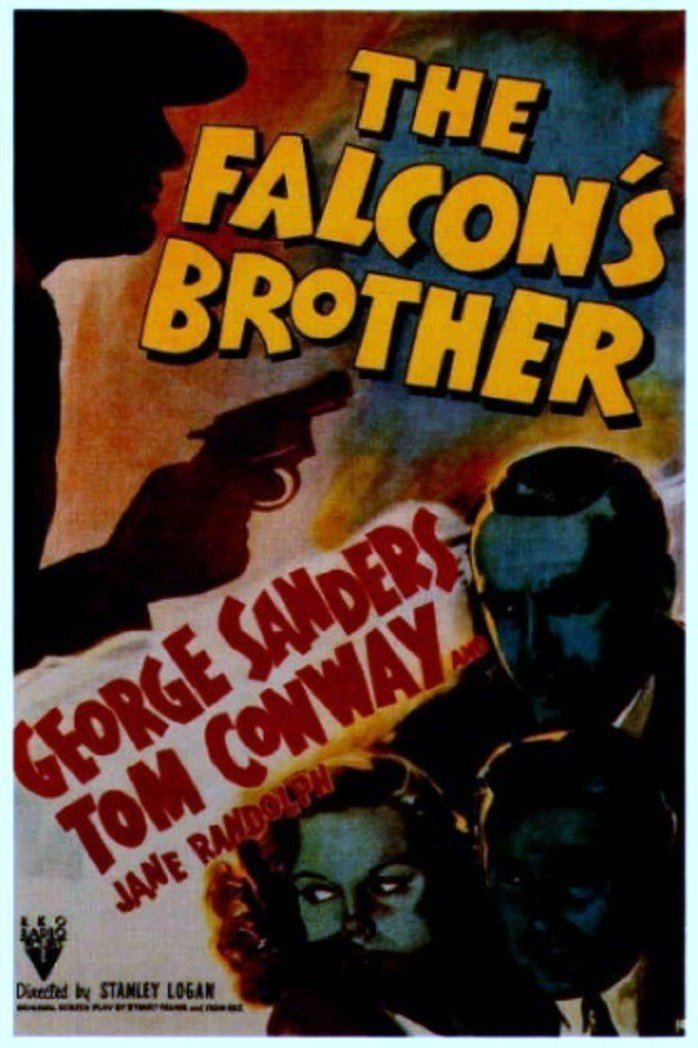 The Falcon's Brother The Falcons Brother 1942 moviesfilmcinecom
