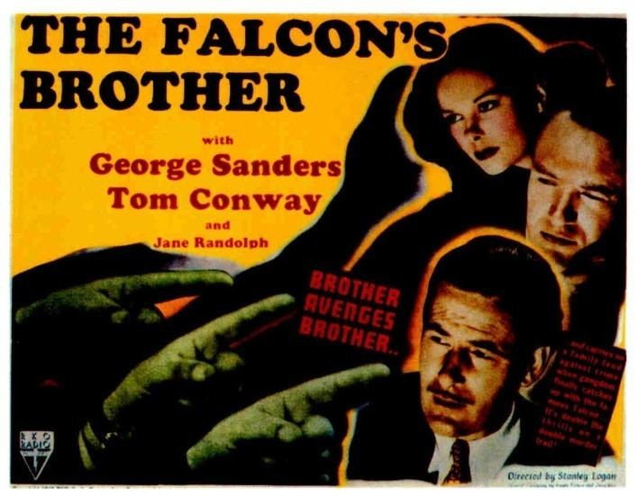 The Falcon's Brother Classic Movie Ramblings The Falcons Brother 1942