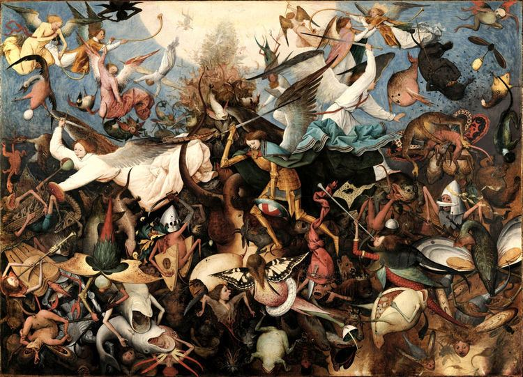 The Fall of the Rebel Angels (film) The Fall of the Rebel Angels Bruegel Wikipedia
