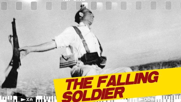 The Falling Soldier The Falling Soldier By Robert Capa Still A Mystery I ICONIC