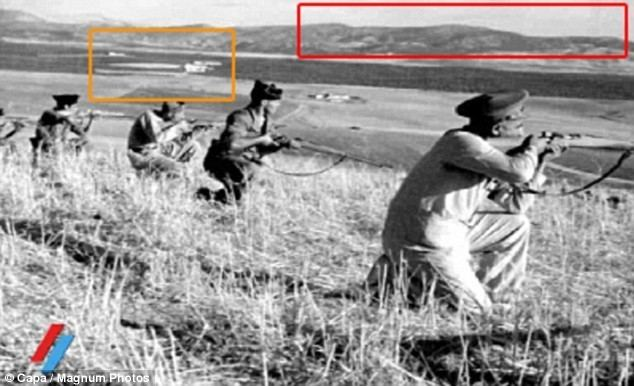 The Falling Soldier How Capa39s camera does lie The photographic proof that iconic
