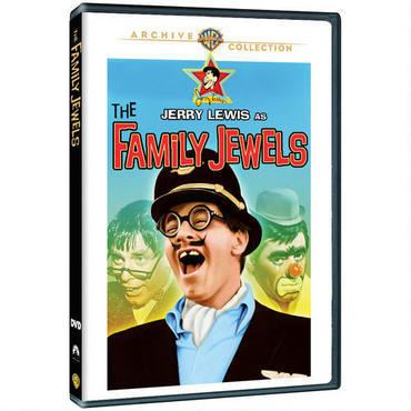 The Family Jewels (film) DVD REVIEW THE FAMILY JEWELS 1965 STARRING JERRY LEWIS