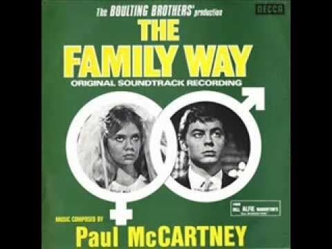 The Family Way Paul McCartney The Family Way Variations VIII YouTube