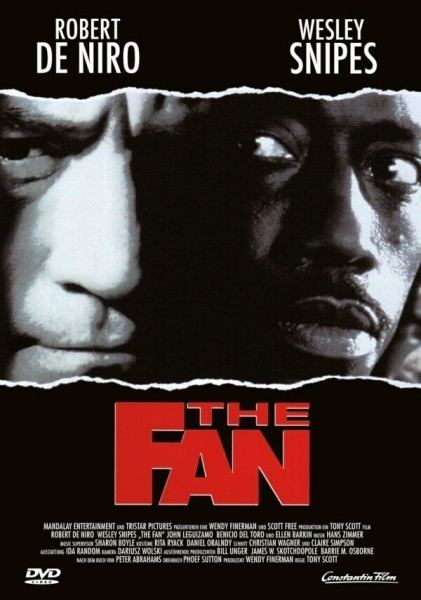 The Fan (1996 film) The Fan 1996 Review The Action Elite