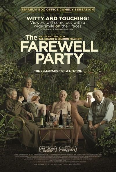 The Farewell The Farewell Party Movie Review 2015 Roger Ebert