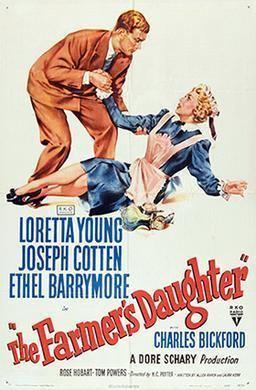 The Farmer's Daughter (1947 film) The Farmers Daughter 1947 film Wikipedia