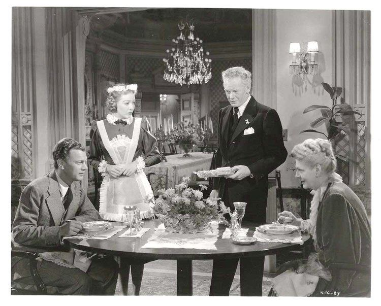 The Farmer's Daughter (1947 film) LORETTA YOUNG ETHEL BARRYMORE in The Farmers Daughter 1947 eBay