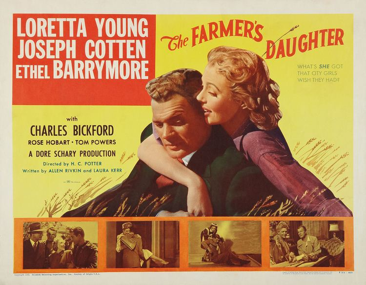 The Farmer's Daughter (1947 film) Farmers Daughter The 1947