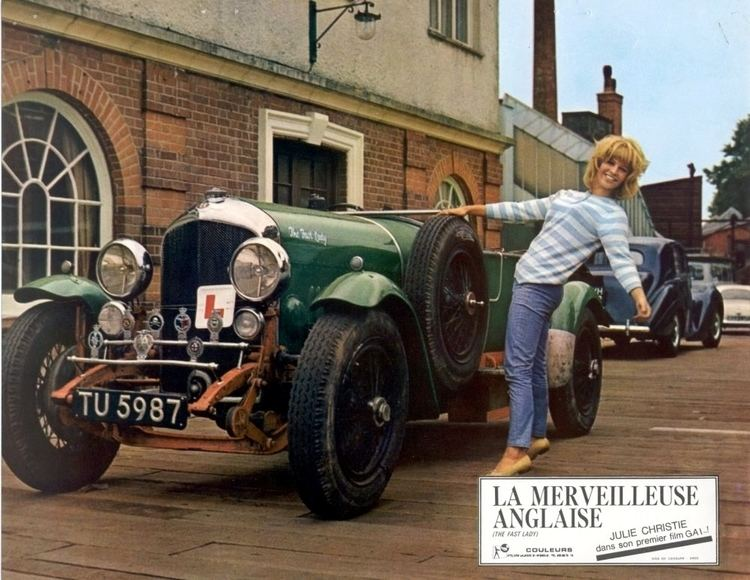 The Fast Lady The Fast Lady PreWarCar