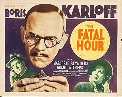 The Fatal Hour (1940 film) The Fatal Hour 1940