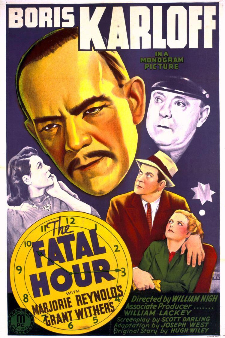 The Fatal Hour (1940 film) wwwgstaticcomtvthumbmovieposters41102p41102
