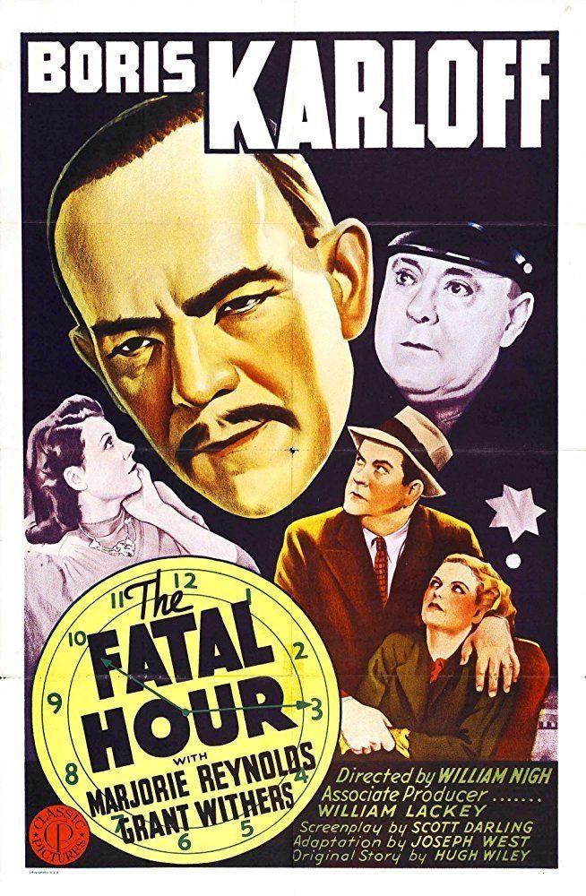 The Fatal Hour (1940 film) The Fatal Hour 1940 IMDb
