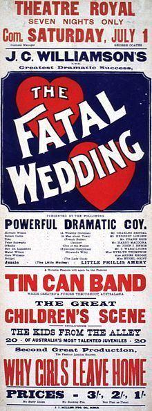The Fatal Wedding httpsuploadwikimediaorgwikipediaenthumbf