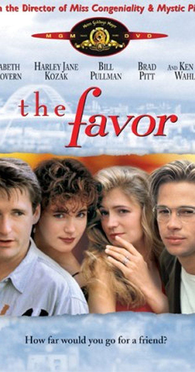 The Favor (2006 film) The Favor 1994 IMDb