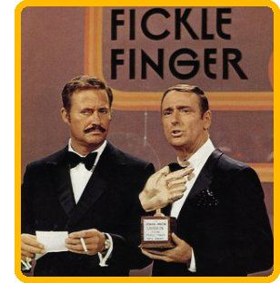 The Fickle Finger of Fate The Fickle Finger of Fate The Paley Center for Media