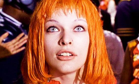 The Fifth Element movie scenes The Fifth Element 1997 Major scene that would be great in theater Cab chase scene battle on the cruise This is a sci fi film that flew a bit under the