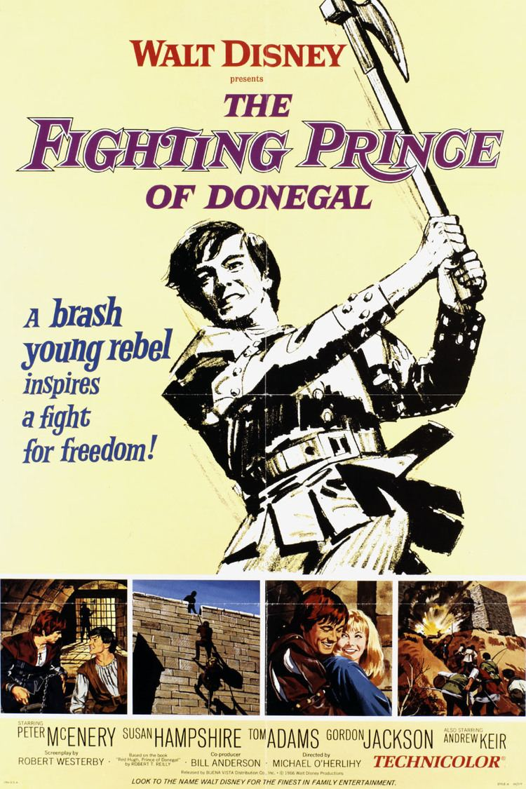 The Fighting Prince of Donegal wwwgstaticcomtvthumbmovieposters40729p40729