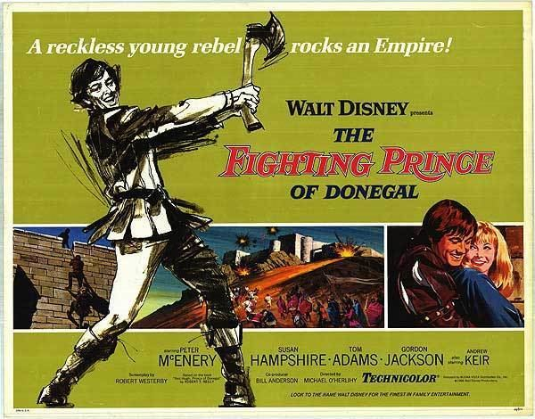 The Fighting Prince of Donegal Fighting Prince Of Donegal movie posters at movie poster warehouse